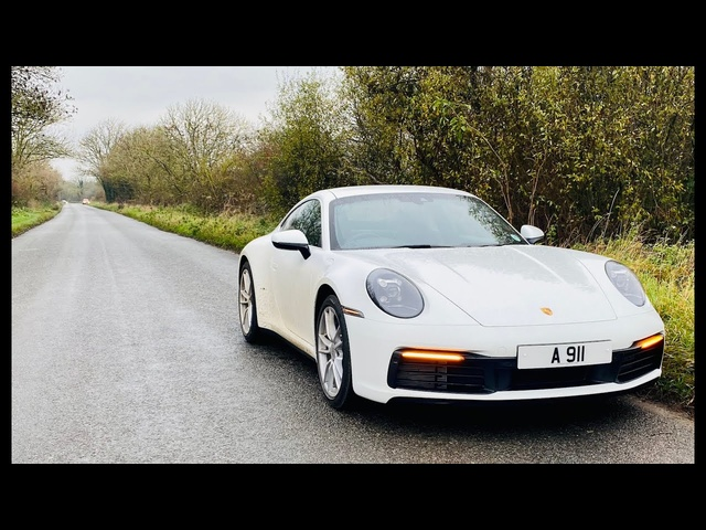 Porsche 992 Carrera review. Is the base 911 Carrera a better buy than the Carrera S?