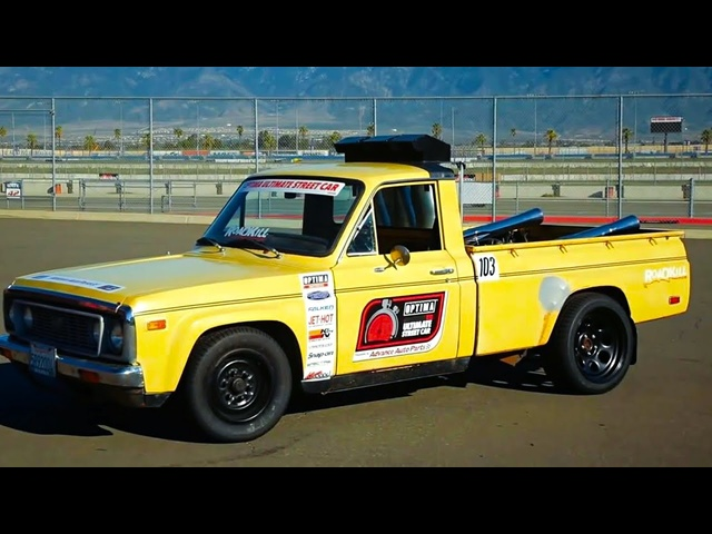 Rear-Engine Mini-Truck at the Track! | Roadkill | MotorTrend