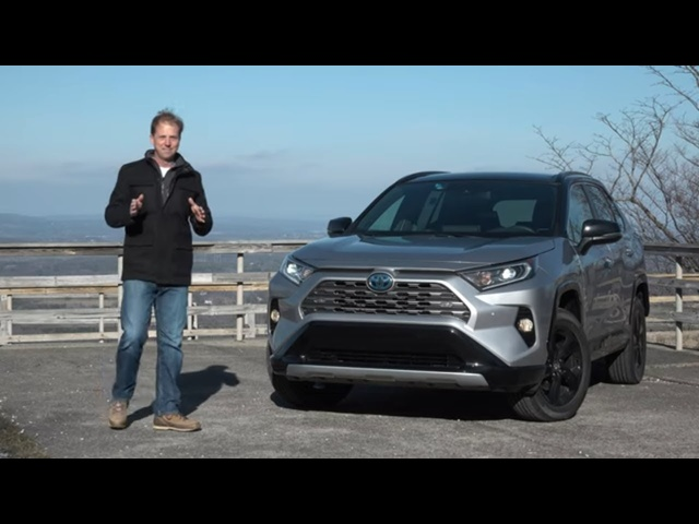 2021 Toyota RAV4 XSE Hybrid | Spec'd For Fun and Frugality