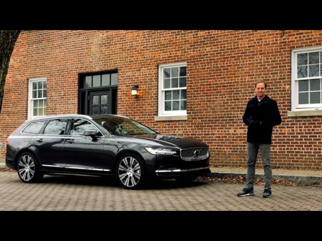 2021 Volvo V90 T6 AWD | Leaving Cross Country Behind