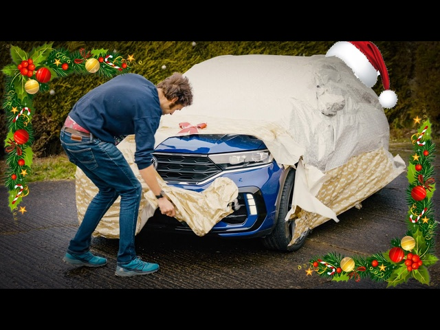 Volkswagen T-Roc R Unboxing: How Does It Differ From A Golf R? | Carfection 4K