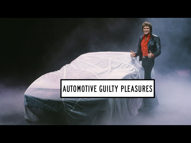 Automotive Guilty Pleasures: Window Shop with Car and Driver