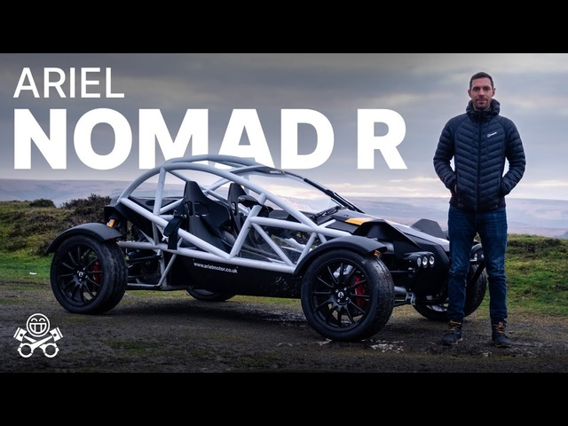 2020 Ariel Nomad R | UK Review | PistonHeads