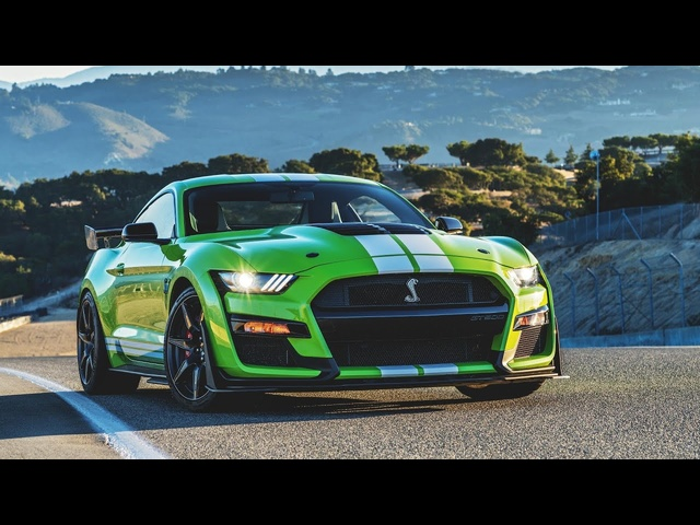 2020 Ford Mustang <em>Shelby</em> GT500 CFTP Hot Lap! - 2020 Best Driver's Car Contender