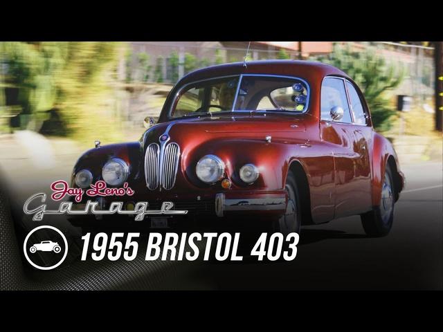 Enjoy Pastoral Smells In The 1955 Bristol 403 -Jay Leno's Garage