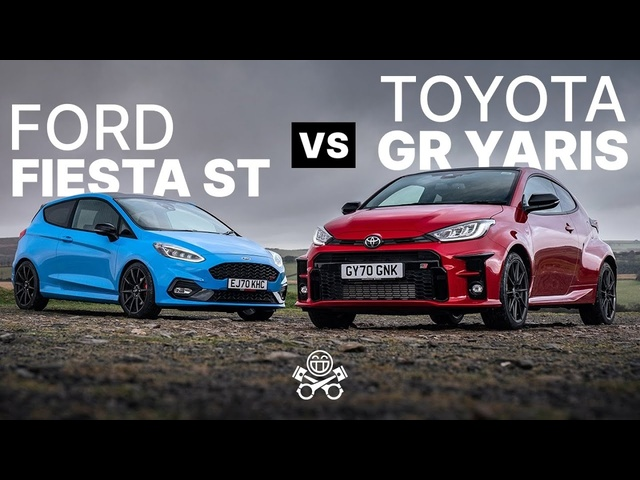 Toyota GR Yaris Circuit Pack vs. Ford Fiesta ST Edition | PistonHeads