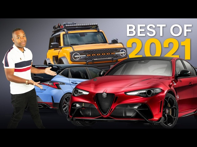 Best NEW Cars of 2021 & 2020 Highlights