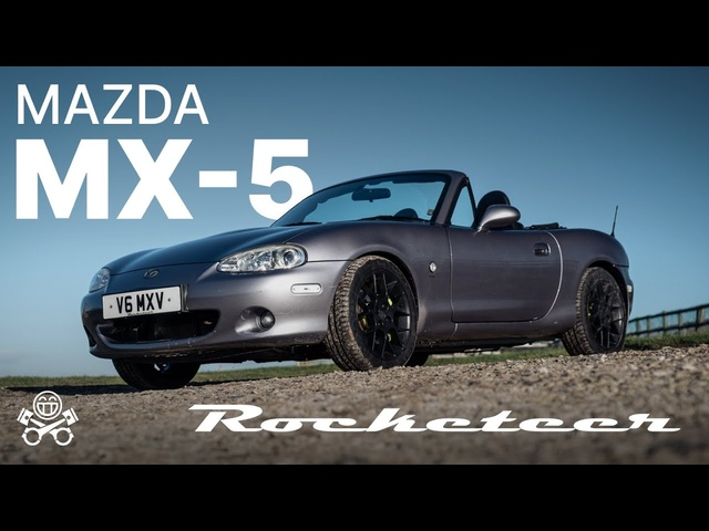 Rocketeer Mazda MX-5 V6 | PH Review | PistonHeads