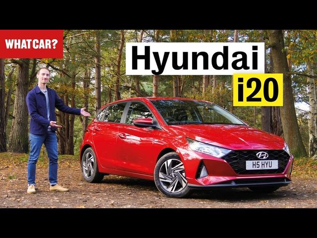 New 2021 <em>Hyundai</em> i20 review – mild hybrid Ford Fiesta-beater? | What Car?