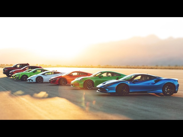 World's Greatest Drag Race 10 IPresented by Tire Rack