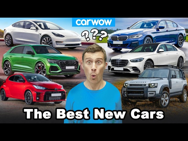 The best new cars you can buy