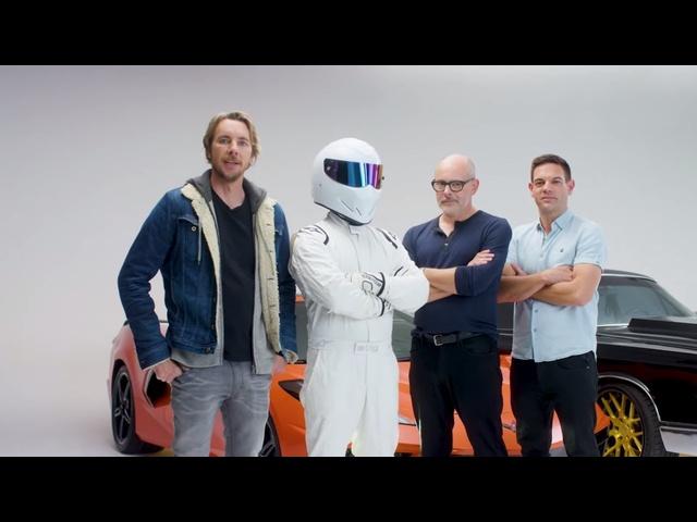 Top Gear America: Behind-the-Scenes!
