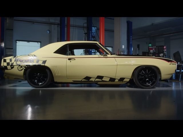 1969 Camaro Build!   FULL EPISODE—Super Chevy Week to Wicked Presented by POL   MotorTrend