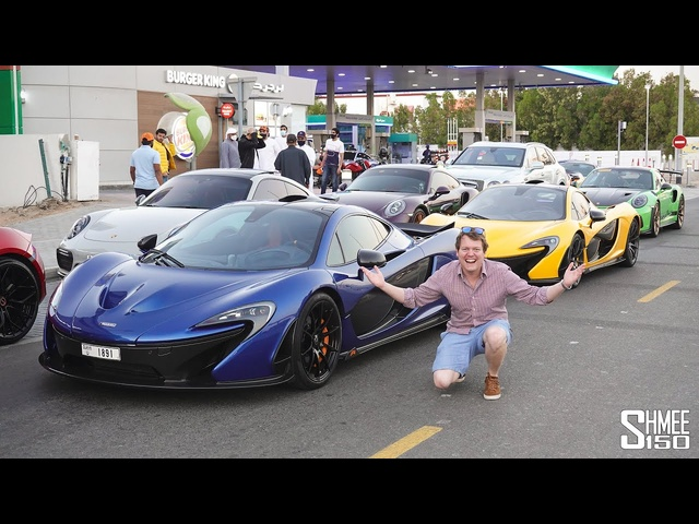 Chasing DOUBLE McLaren P1s in a900hp Ryft 720S!