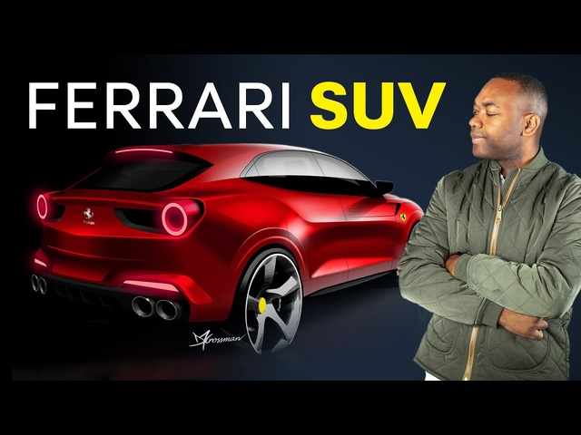 CRAZY?! Why <em>Ferrari</em> Is Making An SUV