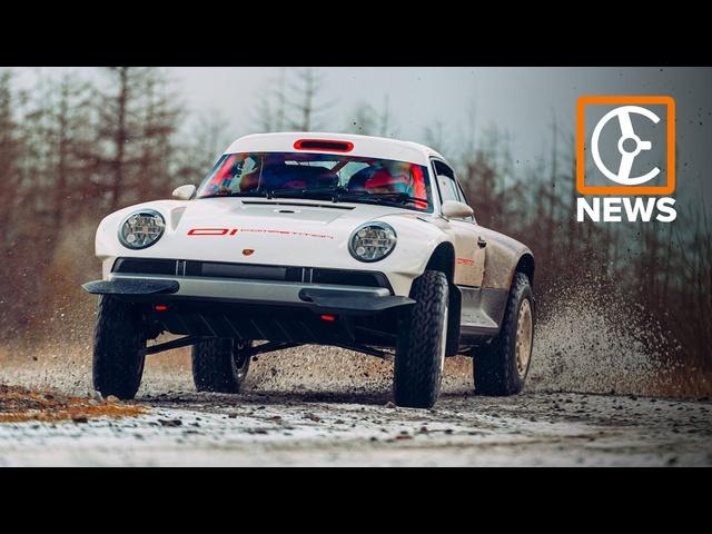 Carfection NEWS: Singer ACS, The Ultimate Off-Road Porsche 911 & More