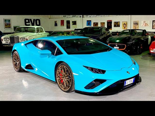 2021 Lamborghini Huracan Evo RWD review. This, or the <em>Ferrari</em> F8 Tributo?
