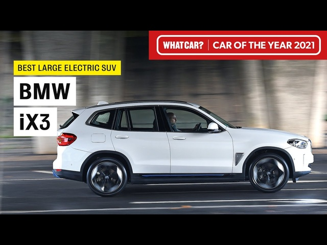 <em>BMW</em> iX3: why it's our 2021 Best Large Electric SUV | What Car? | Sponsored