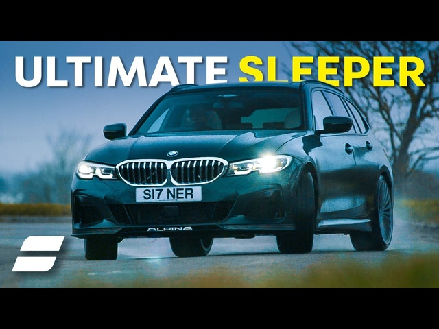 Alpina B3 Review: The Secret BMW M3 Touring | 4K