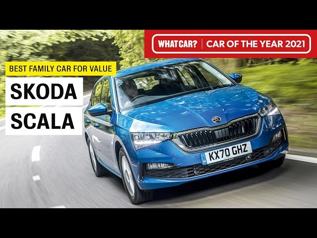 Skoda Scala: why it's our 2021 Best Family Car for Value | What Car? | Sponsored