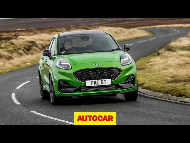 Ford Puma ST review | Crossover meets hot hatchback | Autocar
