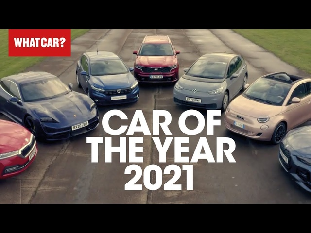 Car of the Year REVEALED! | Best new cars of 2021 | What Car?