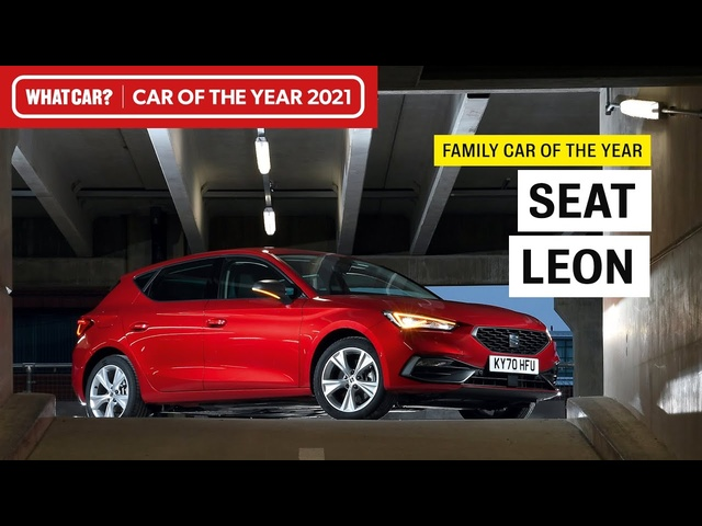 Seat Leon: why it's our 2021 Family Car of the Year | What Car? | Sponsored