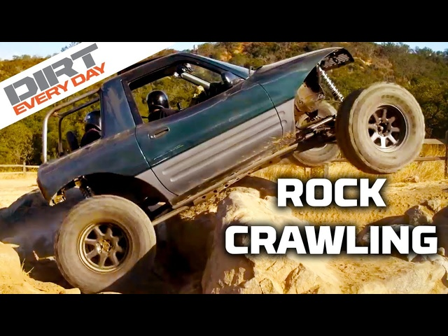 Best Rockcrawling Cars! | Dirt Every Day | MotorTrend