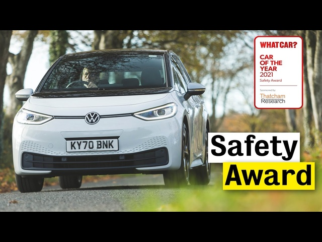 2021 What Car? Safety Award - what's the safest new car? | What Car?