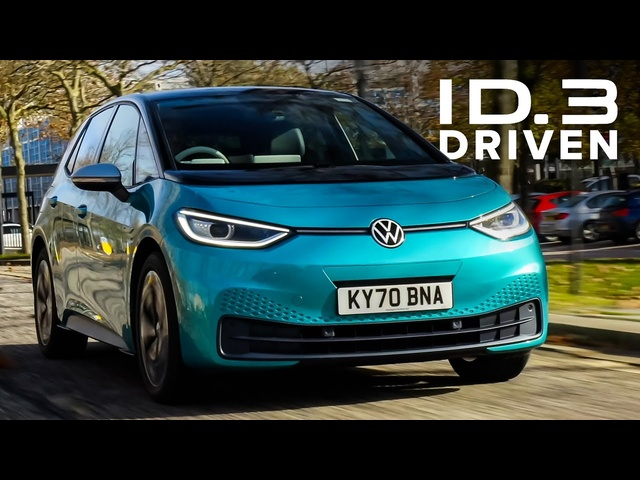 Volkswagen ID3 Review: EV For The People | Carfection 4K