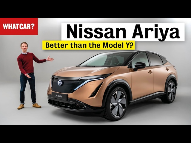 2021 Nissan Ariya EV walkaround – a potential Tesla Model Y-beater? | What Car?