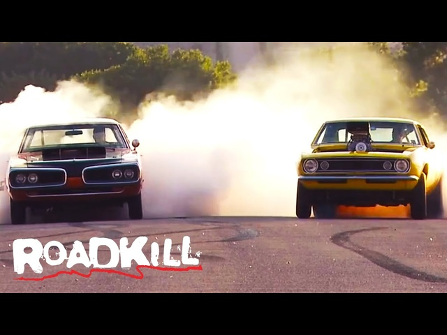 '67 Crusher Camaro vs '70 Super Bee at the Drag Strip! | Roadkill | MotorTrend