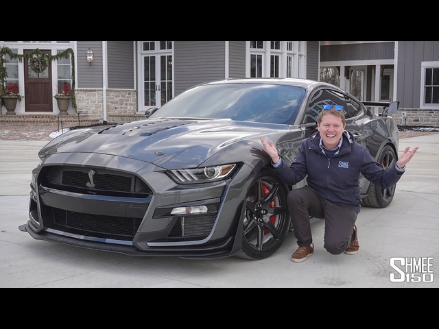 Buying My Shelby GT500 in the USA?