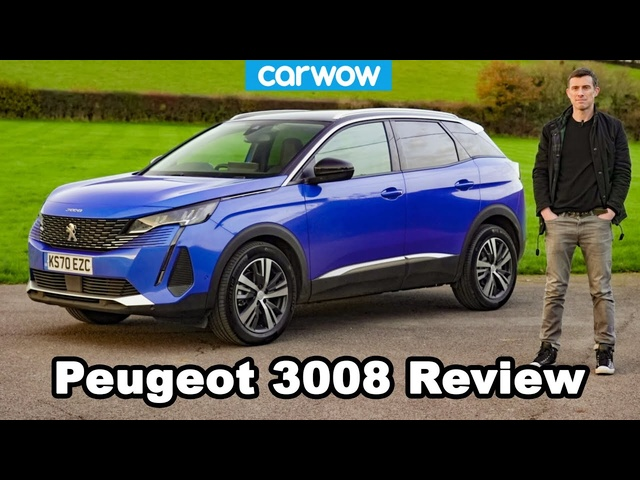 Peugeot 3008 review - now with AWD and 300hp!
