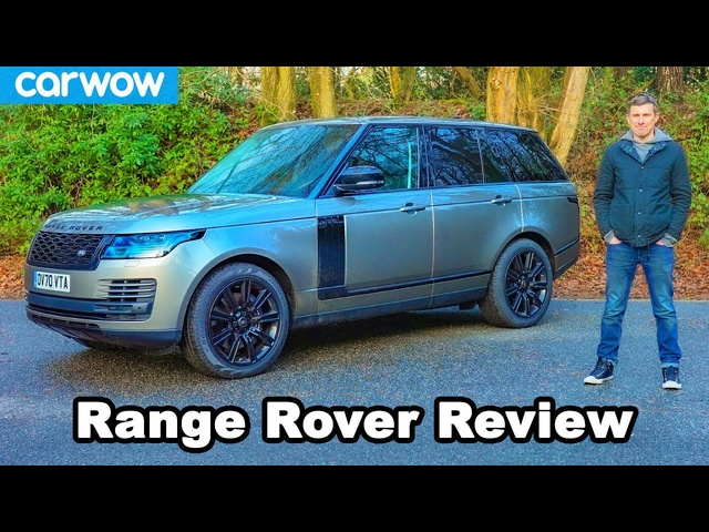 New Range Rover 2021 review: is it the ultimate luxury SUV?