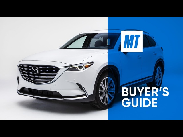 2021 Mazda CX-9 Signature AWD Review! | MotorTrend Buyer's Guide