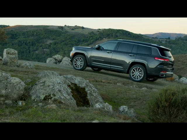 2021 Jeep Grand Cherokee L | Taking the Jeep Flagship to New Heights