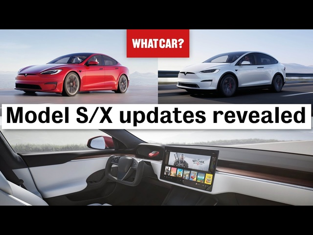 2022 <em>Tesla</em> Model S & Model X REVEALED! – radical changes in detail | What Car?