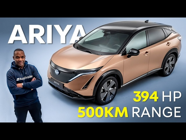 NEW Nissan Ariya Preview: The FASTEST Nissan Since GT-R? | 4K