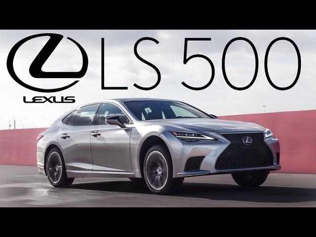 EXTRAVAGANT! 2021 Lexus LS 500 Review