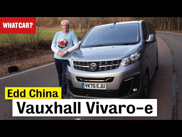 2021 Vauxhall Vivaro-e review | Edd China | What Car?