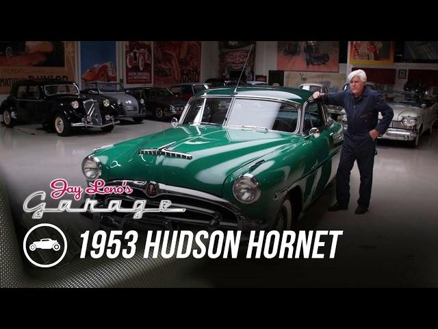 1953 Hudson Hornet -Jay Leno's Garage