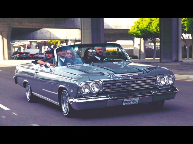 '62 Impala Convertible by Frank Silva -LOWRIDER Roll Models -Season 5 Episode 9