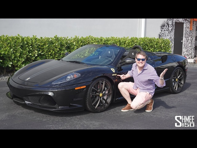 FUTURE INVESTMENT SUPERCAR? The <em>Ferrari</em> 430 Scuderia Spider 16M