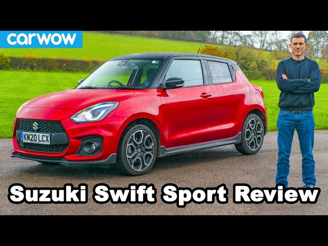 Suzuki Swift Sport review - a budget Toyota GR Yaris?