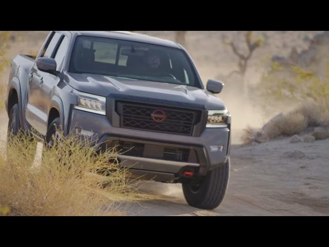 MotorTrend First Look: The 2022 <em>Nissan</em> Frontier