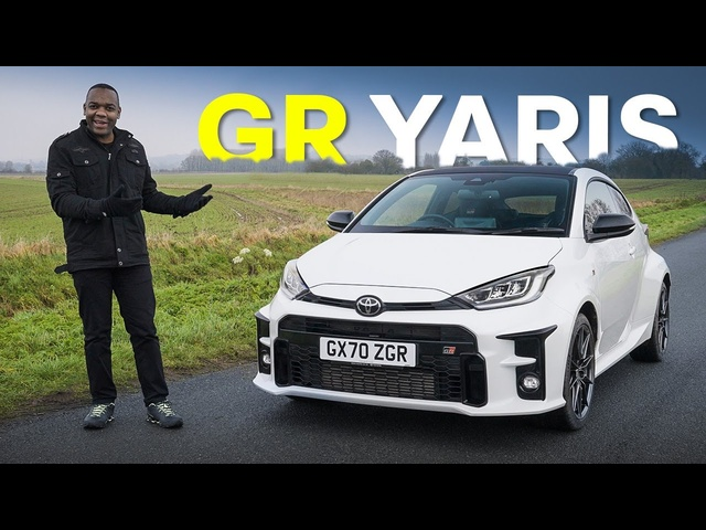 NEW Toyota GR Yaris Review: All HYPE? 4K