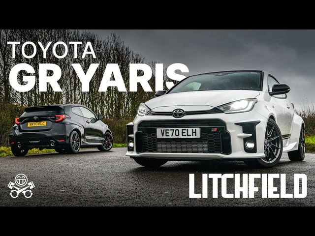2021 Litchfield Toyota GR Yaris | UK Review | PistonHeads