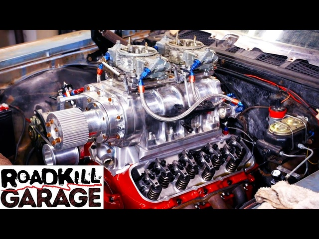 Engine Swaps and Upgraded Parts! | Roadkill Garage & More | MotorTrend/Duralast