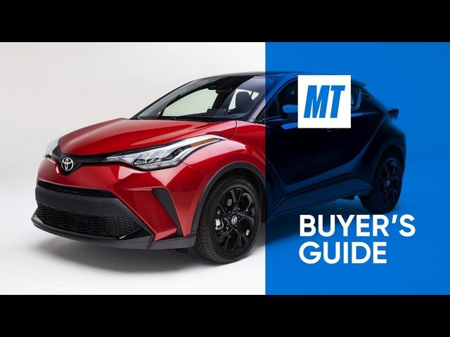 2021 <em>Toyota</em> C-HR Video Review: MotorTrend Buyer's Guide
